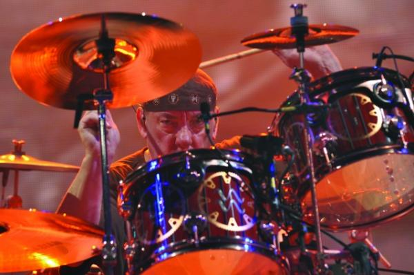 Rush Touring Without Neil Peart